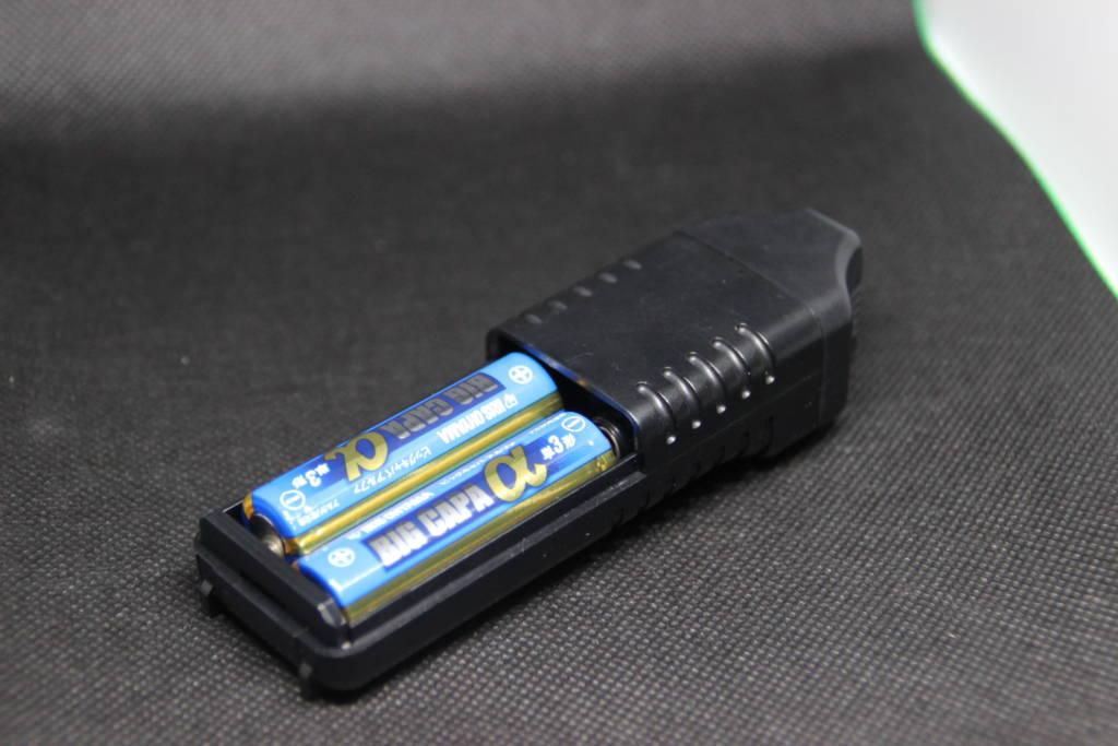 ラインリムーバーの電池