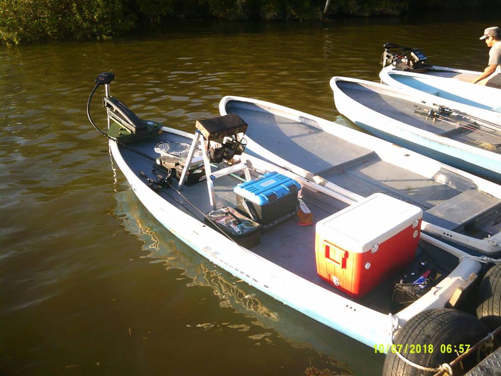 ボート準備完了