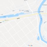 googlemap 長門川