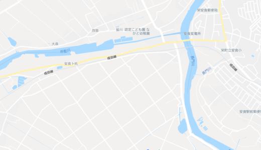 10/7の試合に備えて長門川(ながとがわ)・将監川(しょうげんがわ)について調べてみました