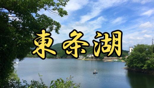 【1店舗】東条湖(兵庫県)ブラックバス釣りレンタルボート店まとめ ローボート・免許不要艇あり【バス釣り】