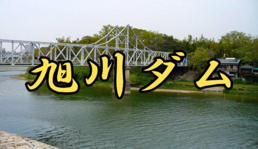 【2店舗】旭川ダム(岡山県)ブラックバス釣りレンタルボート店まとめ ローボート・免許不要艇あり【バス釣り】