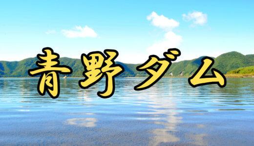 【1店舗】青野ダム(兵庫県)ブラックバス釣りレンタルボート店まとめ 免許不要艇あり【バス釣り】