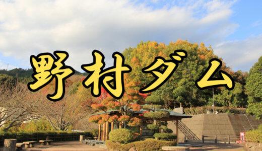 【1店舗】野村ダム(愛媛県)ブラックバス釣りレンタルボート店まとめ 免許不要艇あり【バス釣り】