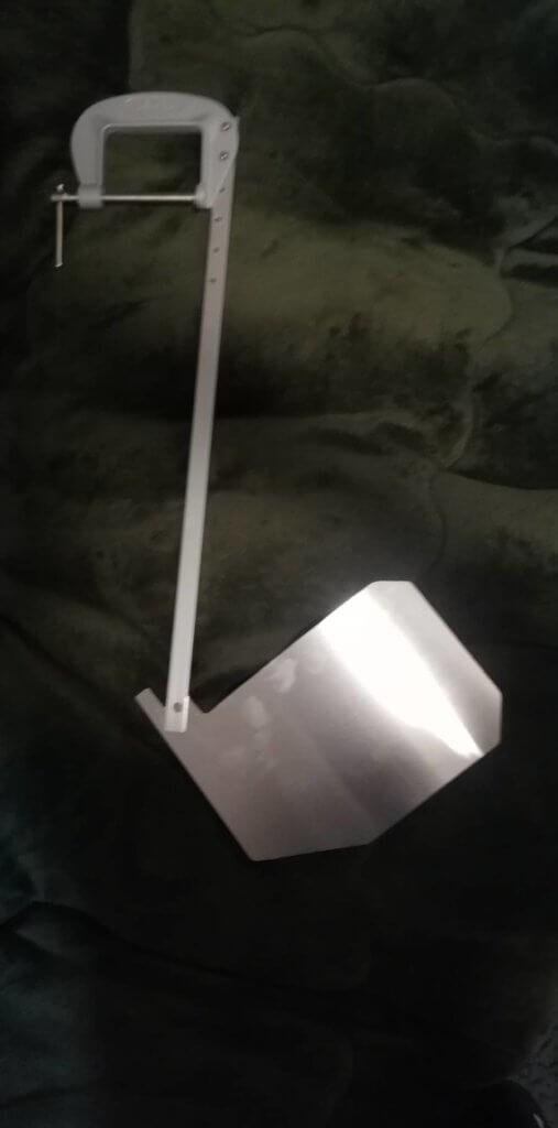 自作したラダー