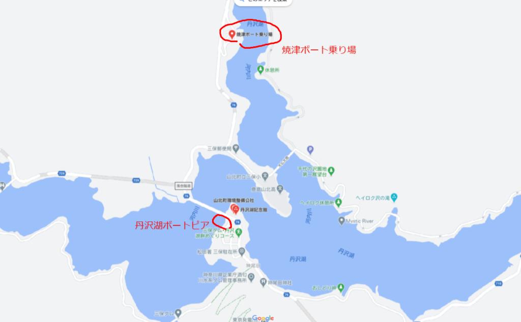焼津ボート場