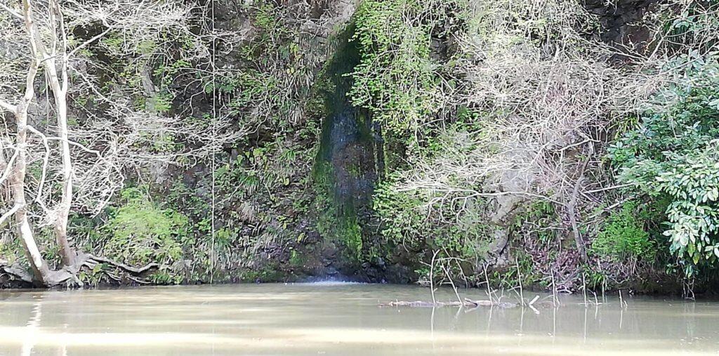 滝のインレット