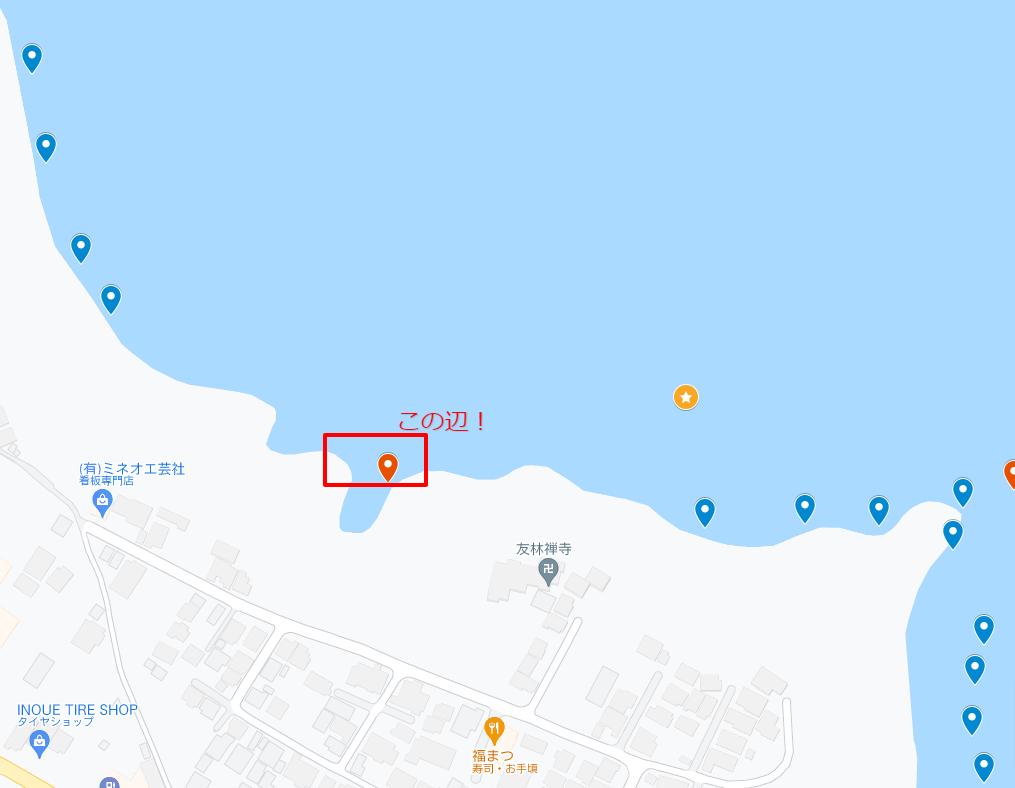 津久井観光対岸